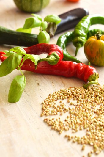 Cuisine de Méditerranée • Photo Alimentaire Libre de droit à télécharger / Image de légumes et cuisine inspirant la Méditerranée - Creative Lune