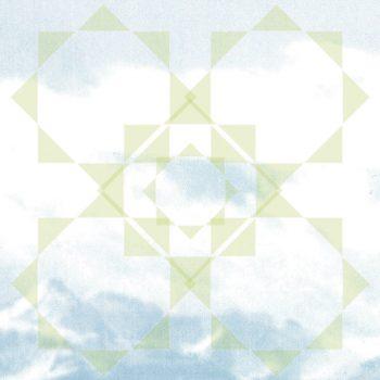 Montagnes graphiques, carte illustrée imprimable / Graphic mountains, illustrated card