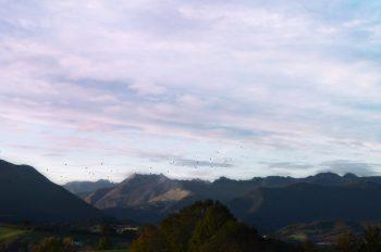 Montagne des Pyrénées, format Paysage, image haute résolution libre de droits à télécharger pour identité visuelle, communication et décoration. Nature