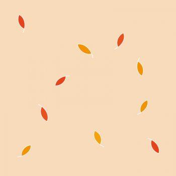 Feuilles d'automne : carte inspiration Nature à Télécharger et à Imprimer