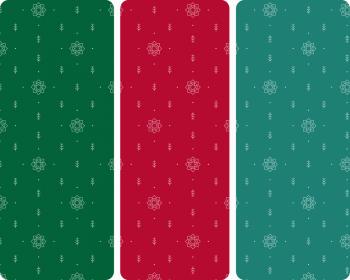 Noël scandinave : motif de fêtes à Télécharger & à Imprimer