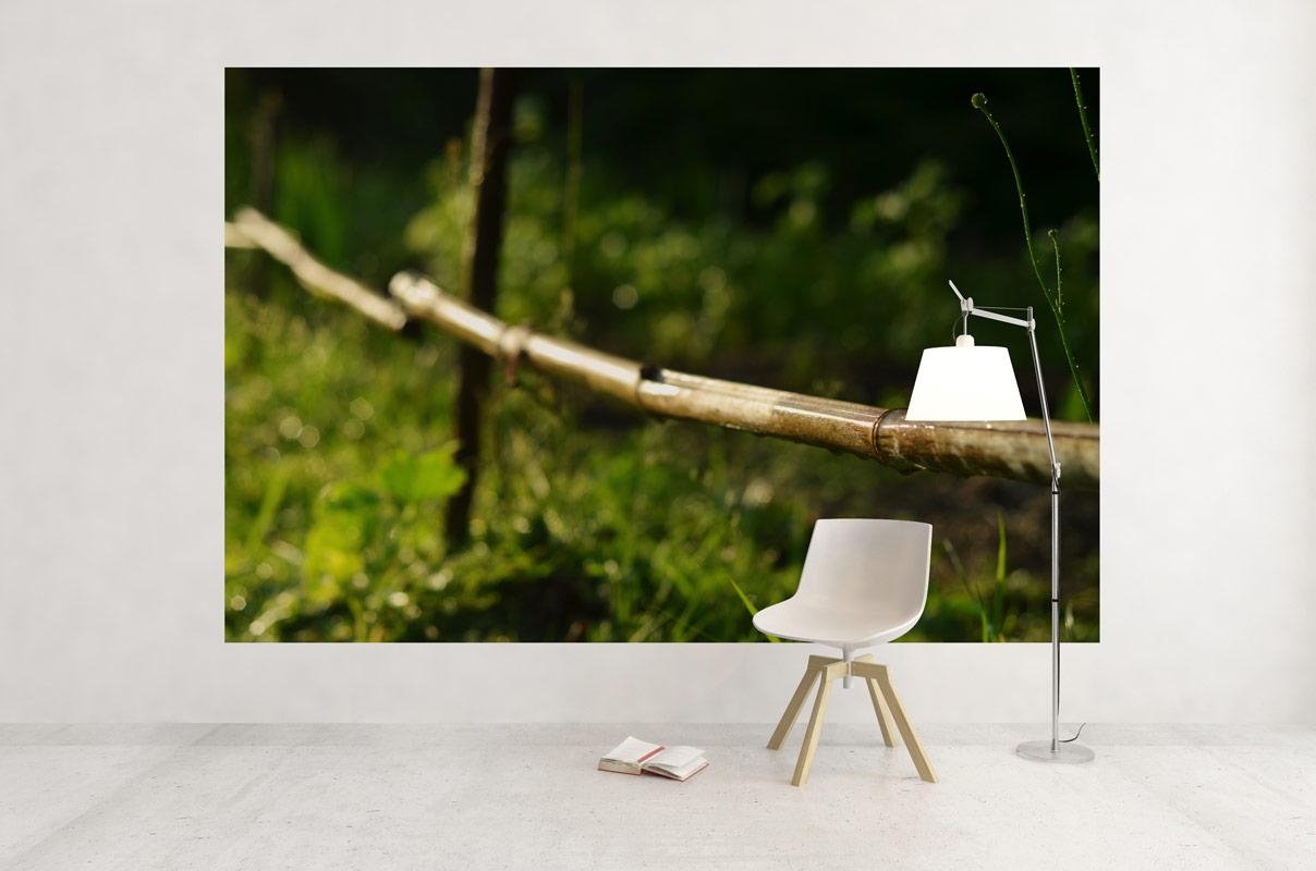 petite cl ture en bois photographie haute r solution libre de droits. Black Bedroom Furniture Sets. Home Design Ideas