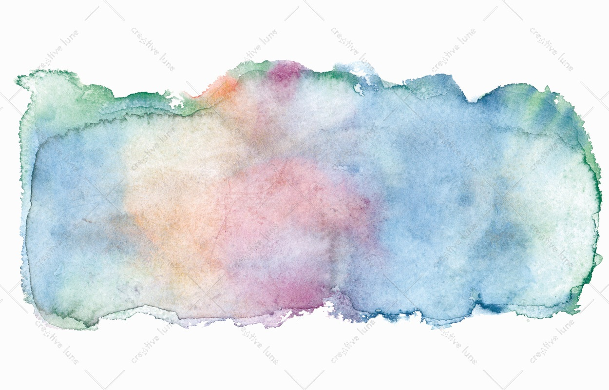 Texture Grande frise aquarelle, peinture haute résolution libre de droits à télécharger et à imprimer / Large watercolour frieze Texture, high resolution watercolour paintings downloadable and printable Royalty free. Illustrations Colours Paint Backgound