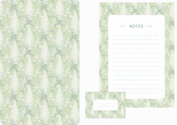 Papeterie Nature • Lot de papeterie à imprimer • Inspiration Hiver & Noël