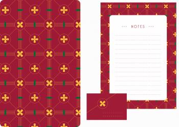 Papeterie Roman • Set à Télécharger & à Imprimer