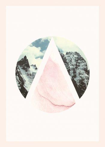 Mineral - carte nature à télécharger et à imprimer • Creative Lune